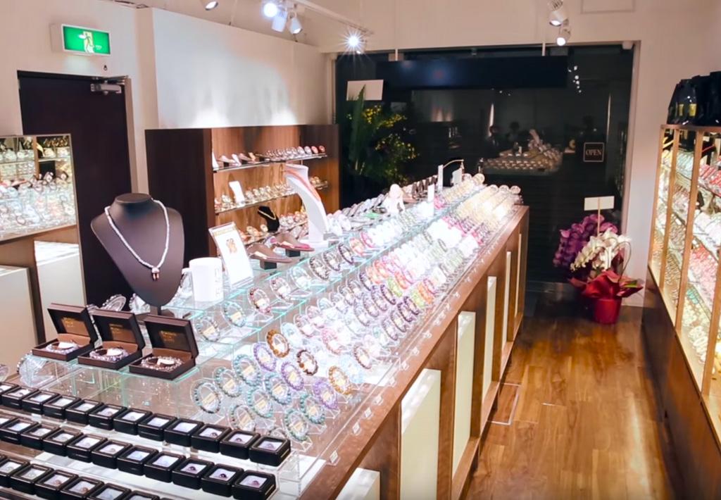 premium stone gallery 心斎橋店がついにグランドオープン!