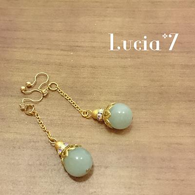 Lucia*7【イヤリング専門】初めまして!